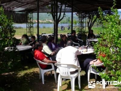 Ruta de Senderismo - Altos del Hontanar; tiempo en la pedriza